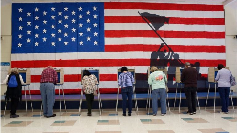 """""""Election Day"""": The 2020 US Presidential Election"""